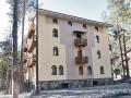 Гостиница, поляна Чегет, Приэльбрусье