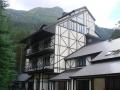 отель в поселке Приэльбрусья
