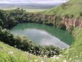 Голубое озеро, Приэльбурсье