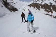 обучение - сноуборд, эльбрус азау