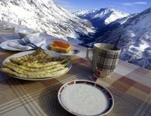 кабардино-балкарская кухня, приэльбрусье